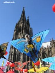 Kölner Dom, China Fest