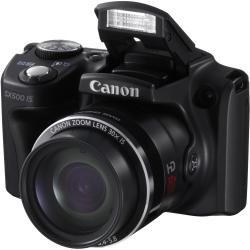 Kameratest: Canon Powershot SX 500 IS