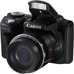 Kameratest: Canon Powershot SX 500 IS
