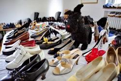 Flohmarkt Schuhe