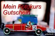 Fotokurs Gutschein