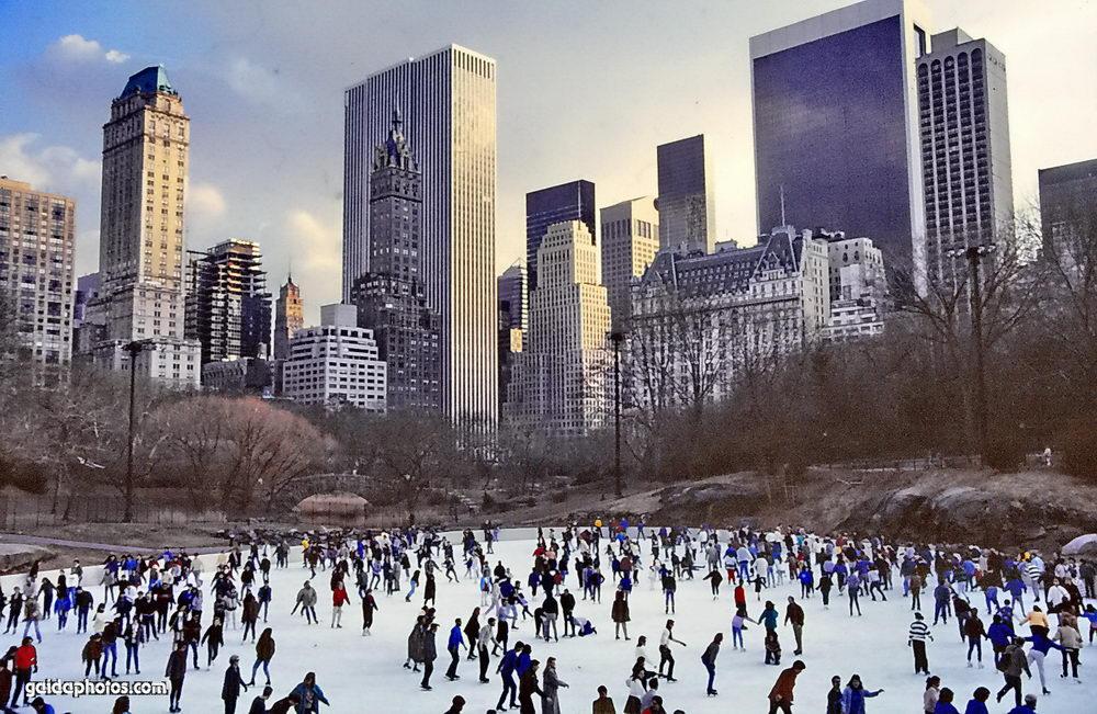 Weihnachtsbilder New York.Schneesturm In New York City Gaidaphotos Gallerie