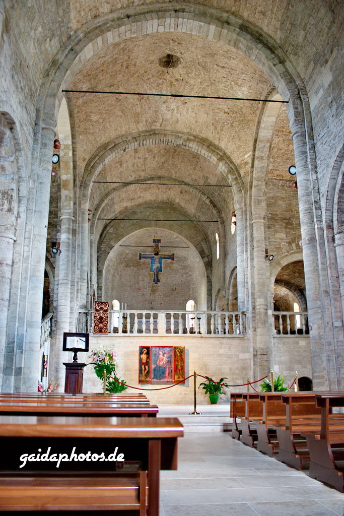 Kirche in San Leo