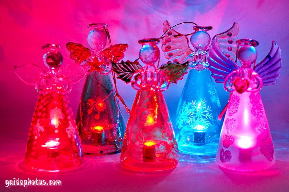 schöne Bilder zu Weihnachten: Engel