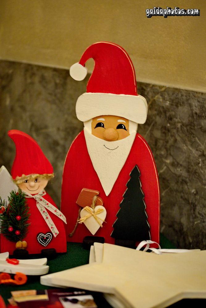 Weihnachtsbilder: Weihnachtsmann