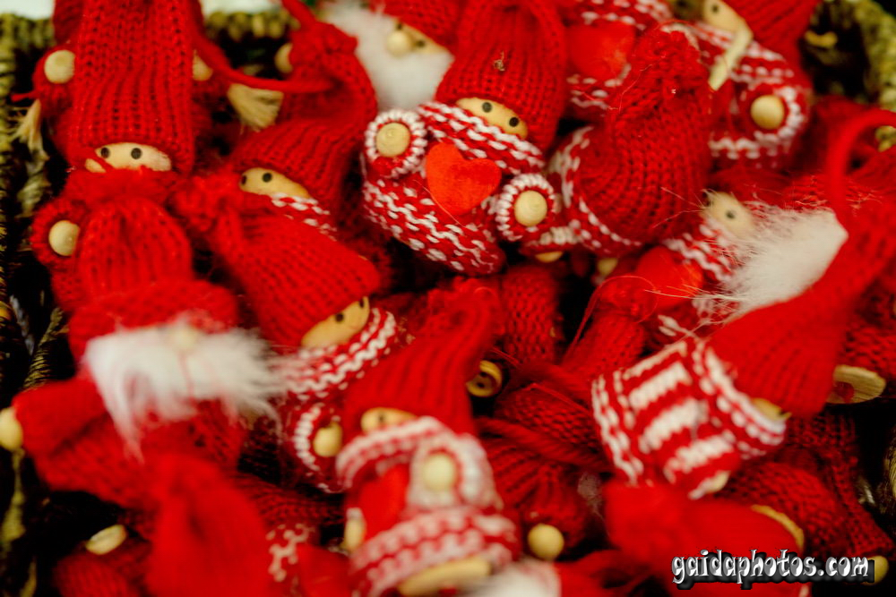 Weihnachtsbilder: Elf