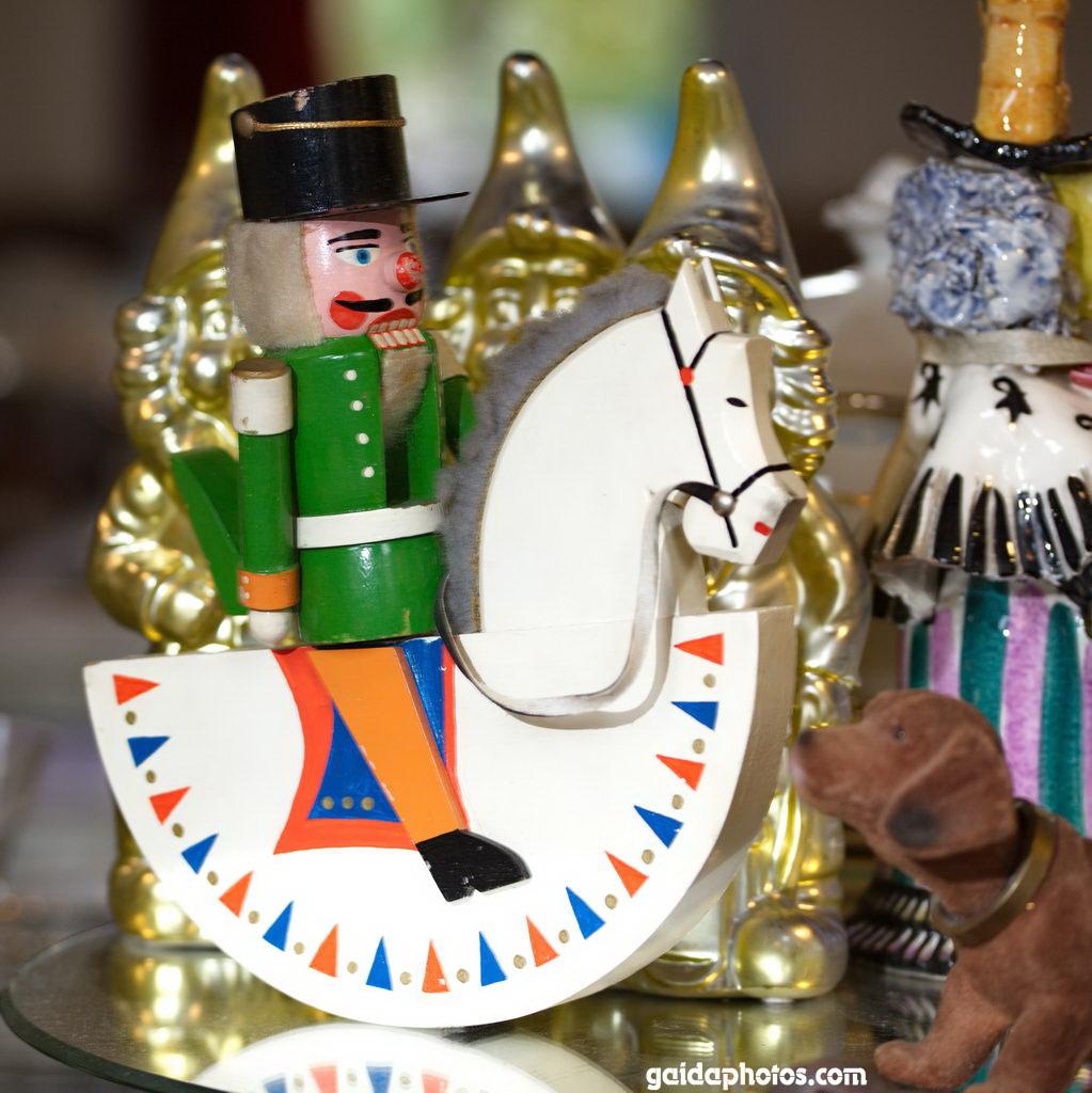 Nusskacker zu Pferd, Weihnachten