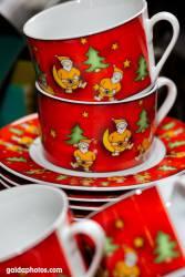 Weihnachtskaffeetassen