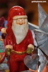 Weihnachtsmann, Santa Claus, Nikolaus mit Herz