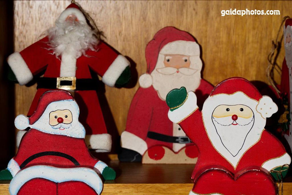 Weihnachtsmann, Nikolaus, Santa Claus